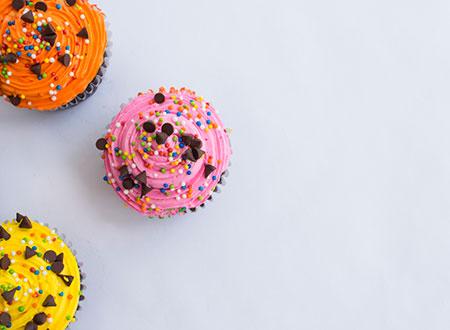 ¡Nuevos Cupcakes en Cafef y Sweets!