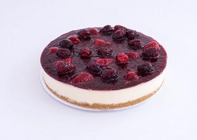 Cheesecake de Frutos Rojos Frío