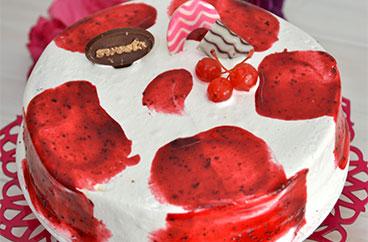 La Torta de mora de Sweets