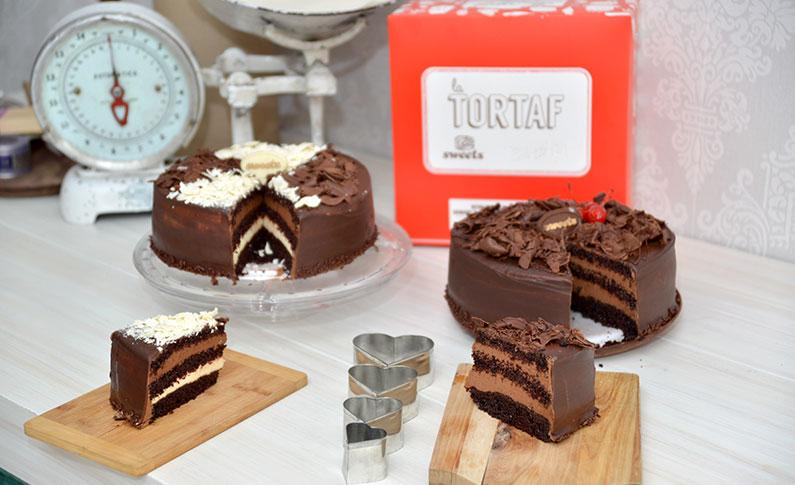 Promoción postres de chocolate quito