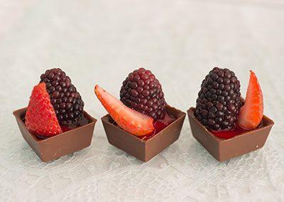 Tentación de Frutos Rojos