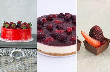 Noviembre, mes de los frutos rojos
