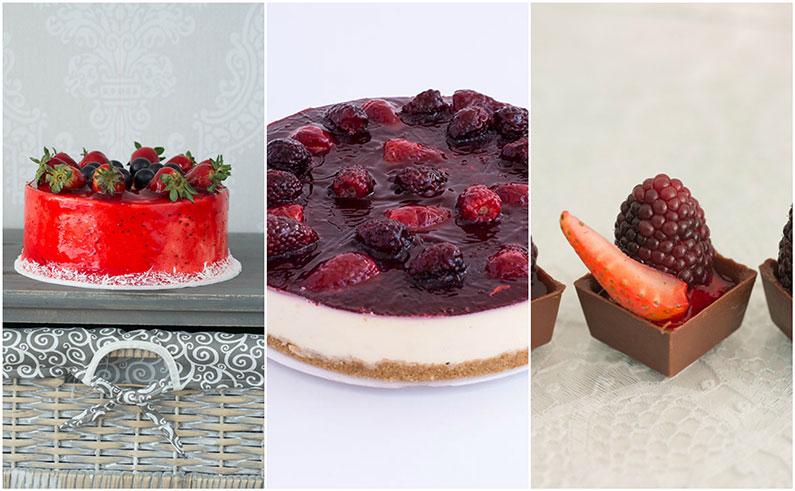 promoción sweets frutos rojos en quito noviembre 2016