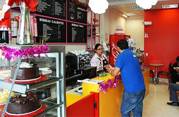 El local remodelado de Sweets