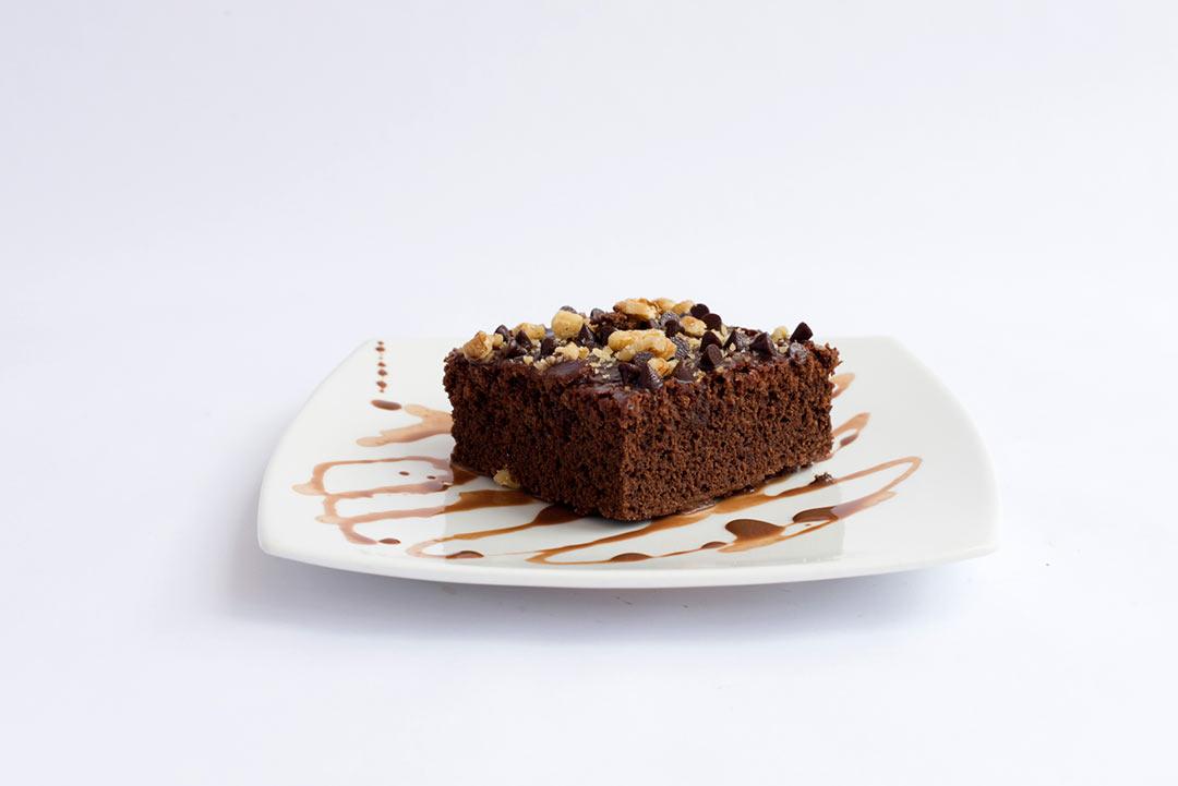 El Brownie de la pastelería Sweets de Quito