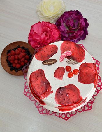 Promoción martes descuento Torta de Mora Pastelería Sweets en Quito