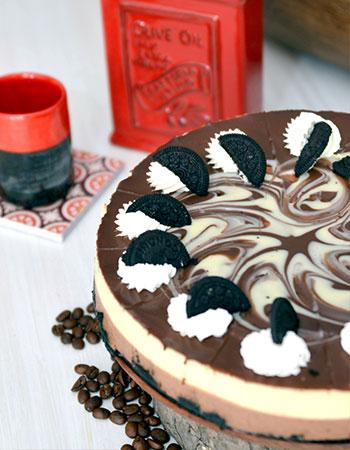 Promoción martes descuento Cheesecake de Frutos Rojos Horneado Pastelería Sweets en Quito