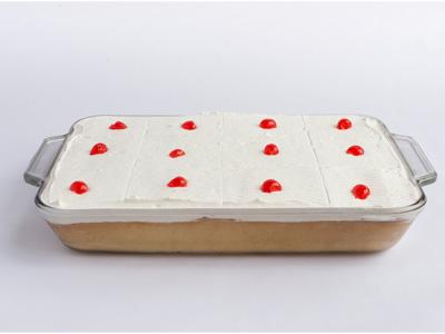 La torta Tres Leches de Sweets