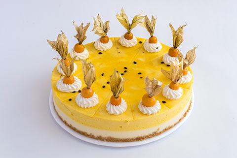 El Cheesecake de Maracuya de Sweets