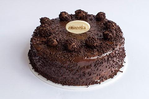 La torta Brigadeiro de Sweets
