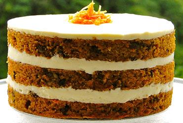 Los Naked Cakes, una tendencia culinaria