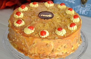 La Tentación de Manjar de Sweets
