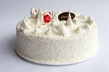 La Torta de Coco de Sweets