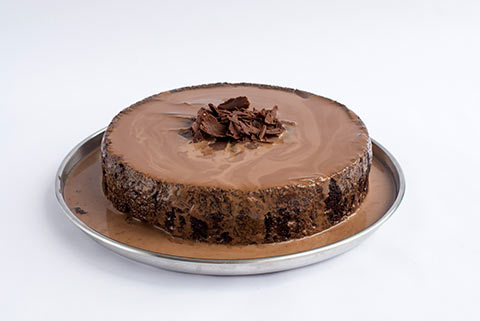 la Mojada de Chocolate de Sweets