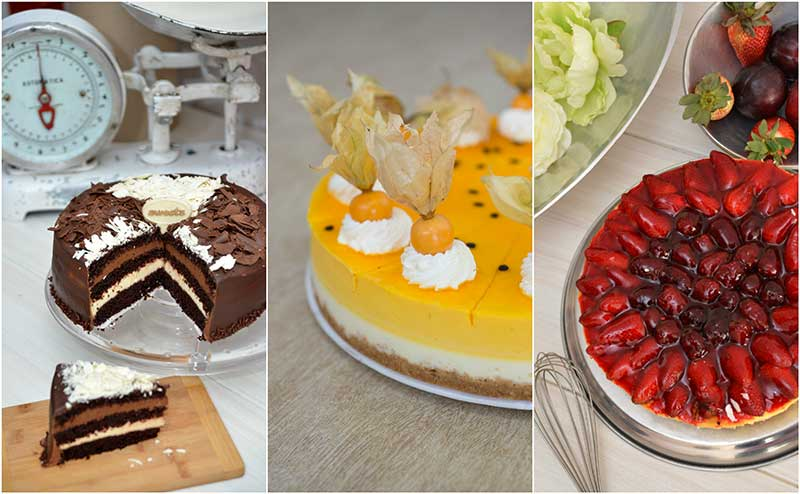 Los ingredientes más solicitados para pasteles y dulces