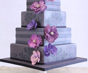 9 ideas de pasteles de bodas propuestas por pasteleros canadienses